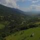 Carpathian Mountains In A Beautiful Summer Day