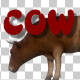 Farm Animals - Cow - 2 Scene - VideoHive Item for Sale