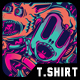 Unmasked T-Shirt Design - GraphicRiver Item for Sale