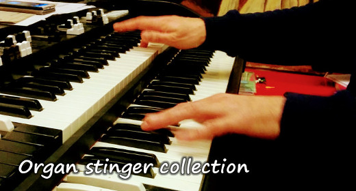 Organ stingers and SFX