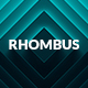 Rhombus Backgrounds - GraphicRiver Item for Sale