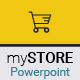 myStore - Powerpoint Presentation - GraphicRiver Item for Sale