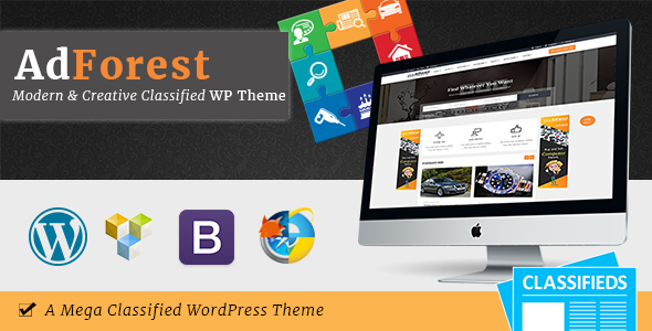 AdForest – Classified WordPress Theme