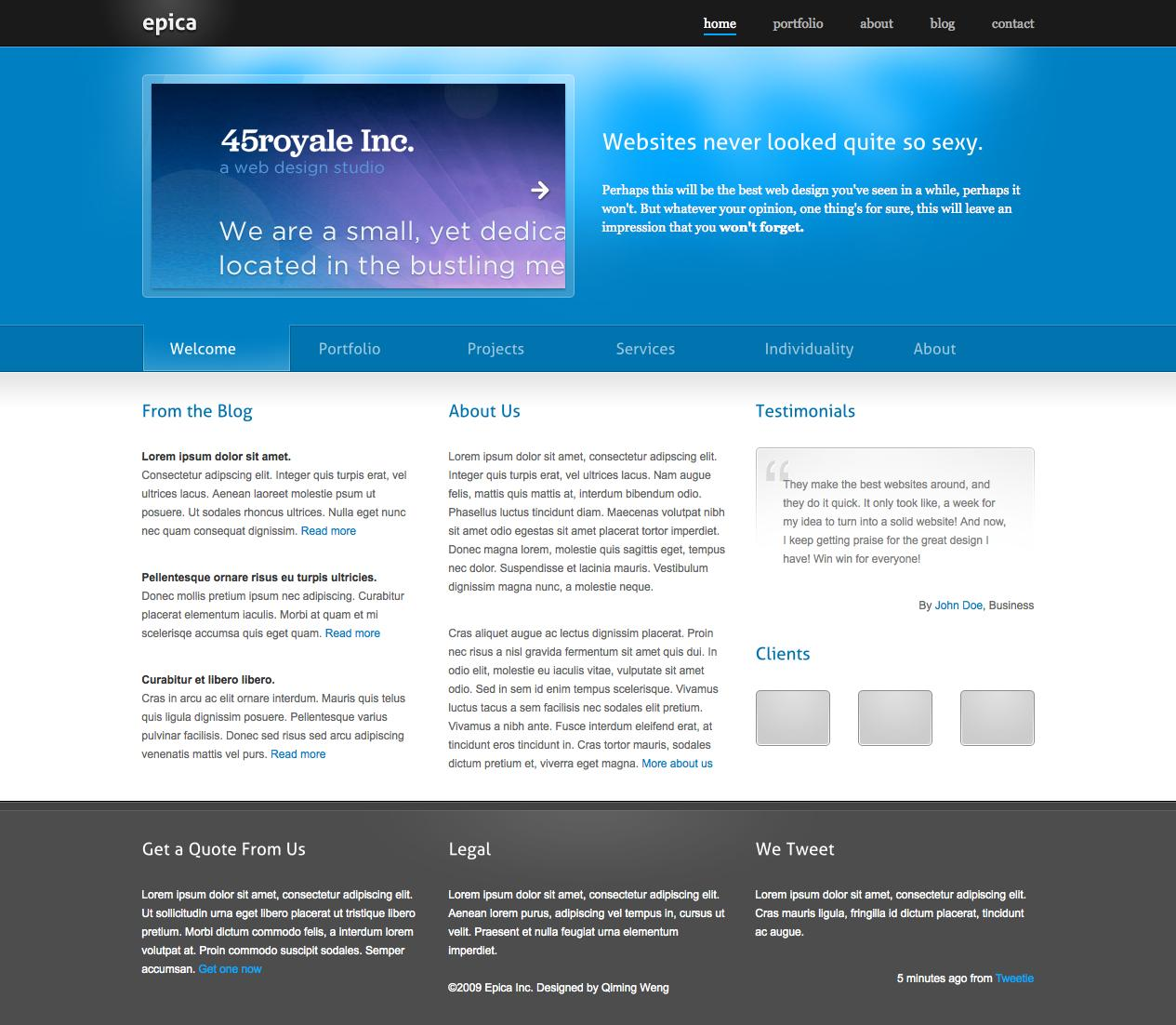 Free Download Epica Nulled Latest Version
