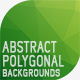 Abstract Polygonal Backgrounds