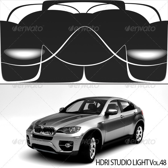 HDRI_Light_48 - 3DOcean Item for Sale