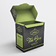 Tea Box Mock-Up - GraphicRiver Item for Sale
