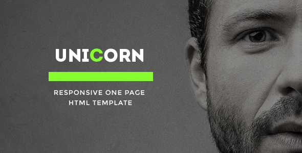 Unicorn – Onepage Multipurpose Html Template