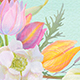Floral Design Pack (Watercolor & Pastel) - GraphicRiver Item for Sale