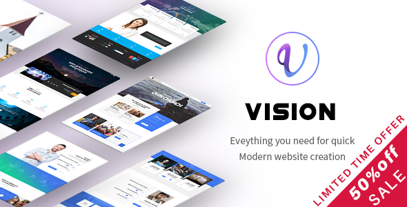 Vision – Multi-Purpose Church WordPress Theme