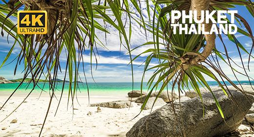 Phuket Island, Thailand - Timelapse