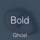 Bold - Blog and Magazine Clean Ghost Theme - ThemeForest Item for Sale