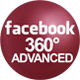 Facebook 360 photo advanced mockup - GraphicRiver Item for Sale