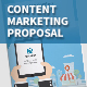 Content Marketing Proposal - GraphicRiver Item for Sale