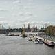 Moscow Kremlin And Moskvoretskaya Embankment. - VideoHive Item for Sale