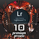 10 Lightroom Profesional Creative Looks - GraphicRiver Item for Sale