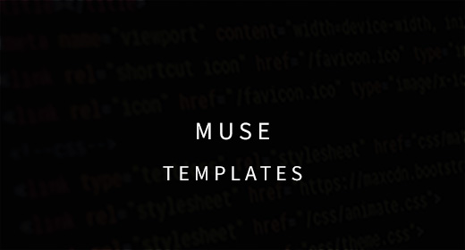 Muse Templates
