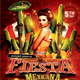 Fiesta Flyer Template