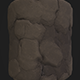Stylized Rock 5 - 3DOcean Item for Sale