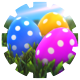 Happy Easter Loop 01 - VideoHive Item for Sale