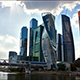 Moscow International Business Center. - VideoHive Item for Sale