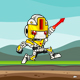 Robo Adventures iOS-iAP-Admob-Multi Levels/World - CodeCanyon Item for Sale