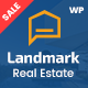 Landmark - Real Estate WordPress Theme Nulled
