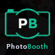 PhotoBooth - Photo Booth template Nulled