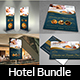 Hotel Advertising Bundle Vol.2 - GraphicRiver Item for Sale