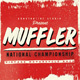 Muffler brush logo font - GraphicRiver Item for Sale