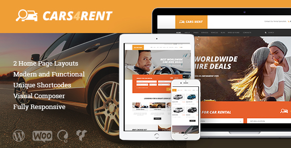 Cars4Rent | Car Rental & Taxi Service - Travel Retail