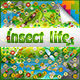 Insect Life Board Game - GraphicRiver Item for Sale
