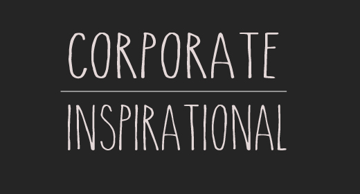 Corporate | Inspirational