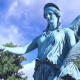 Bronze Angel Statue - VideoHive Item for Sale