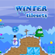 Platformer Tileset for Winter 2D Game - GraphicRiver Item for Sale