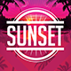 Sunset Flyer - GraphicRiver Item for Sale