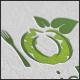 Organic Food Letter O Logo - GraphicRiver Item for Sale