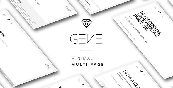 Genesis – Final Minimal Template