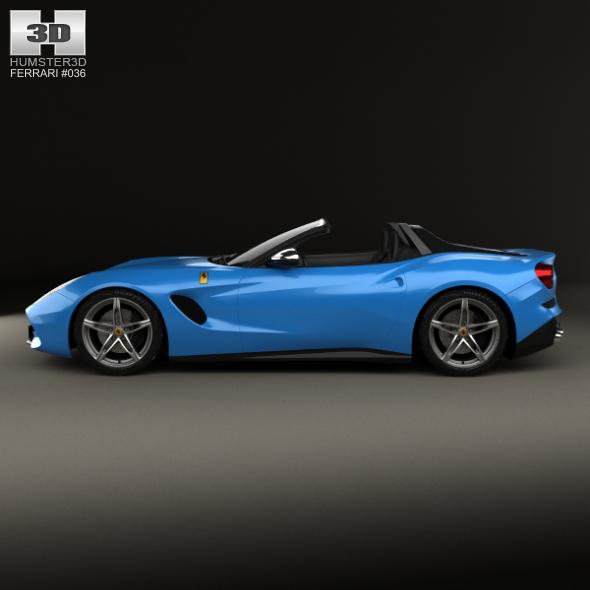 Ferrari F60 America 2015 By Humster3d 3docean