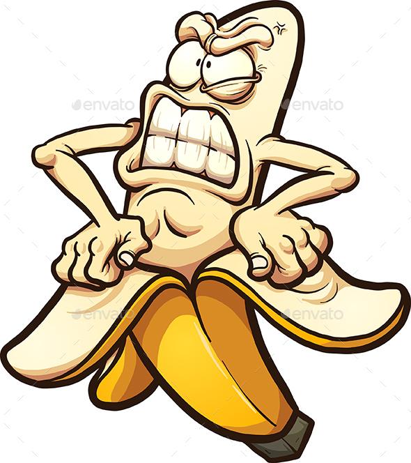 Angry Banana - Miscellaneous Characters