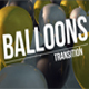Balloons - Gold & Silver - VideoHive Item for Sale