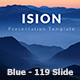 Ision - Creative Keynote Template