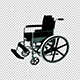 Wheelchair - VideoHive Item for Sale