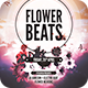 Flower Beats Flyer - GraphicRiver Item for Sale