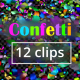 Realistic Confetti - VideoHive Item for Sale