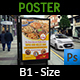 Restaurant Poster Template Vol.11 - GraphicRiver Item for Sale