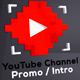 Glitch YouTube Channel Promo / Intro - VideoHive Item for Sale