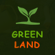 Greenland - Garden & Landscaping PSD Template - ThemeForest Item for Sale