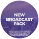 Modern Broadcast Pack - VideoHive Item for Sale