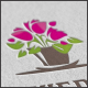 Flower Shop Logo - GraphicRiver Item for Sale
